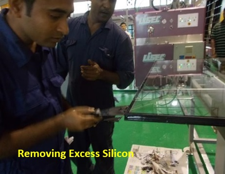 16-Removing Excess Silicon