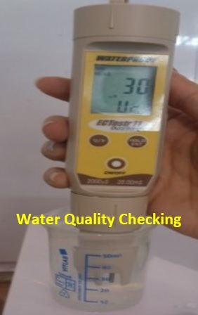 2-AWater Quality Checking