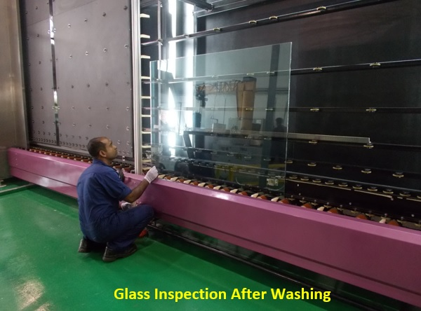 3-Glass Inspection After Washing