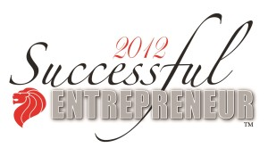 Successful Entrepreneur 2012